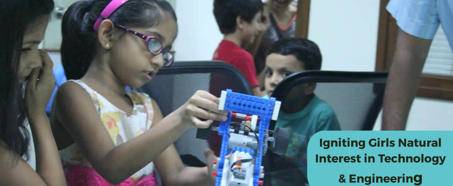 Igniting Girls Interest In Technology And Engineering